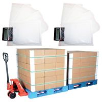 Pallets of White Padded Envelopes Bulk Discount